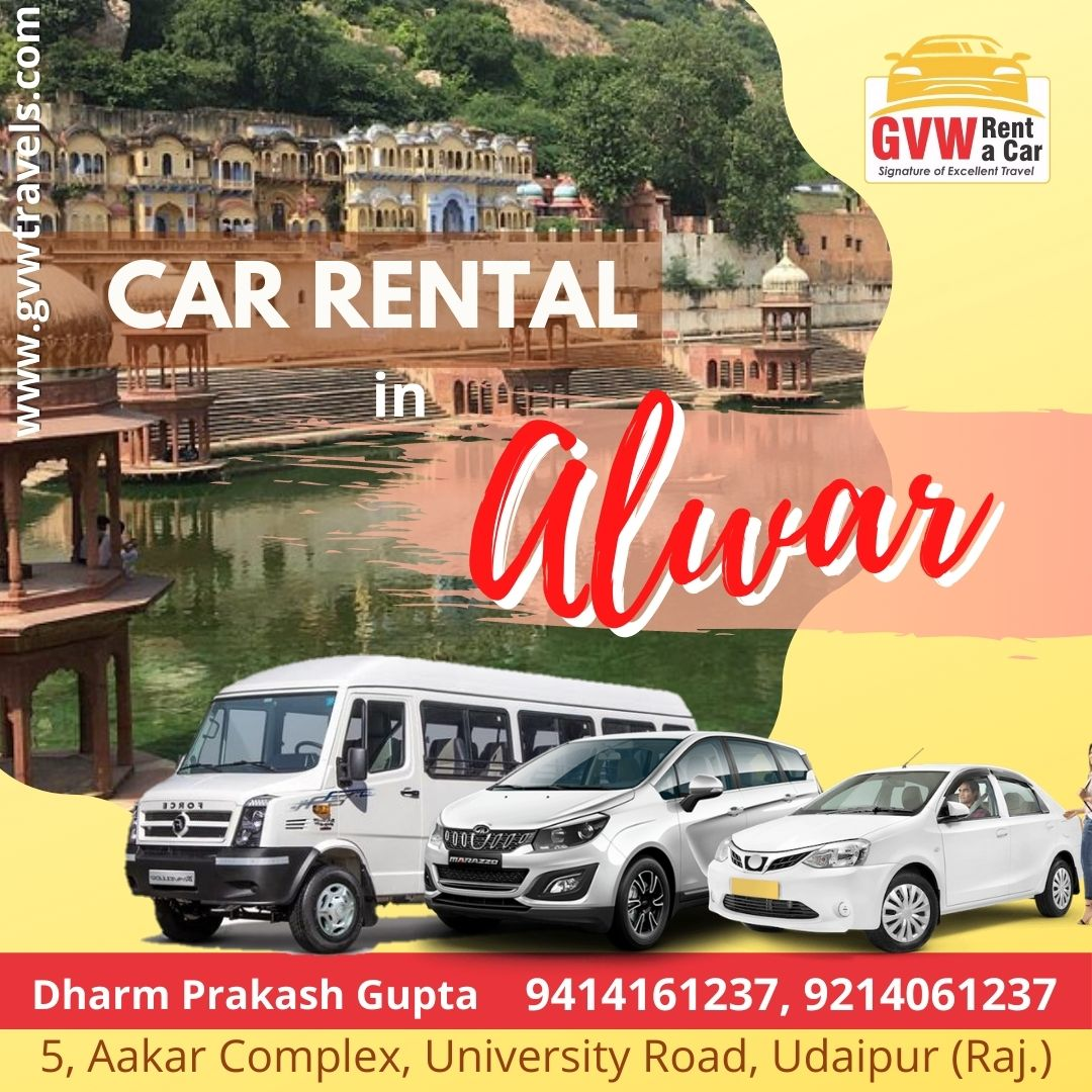 taxi car on rent in alwar