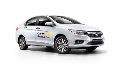 honda city car fleet of best car rental company