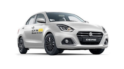 dzire car fleet of best car rental company