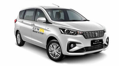ertiga car fleet of best car rental company