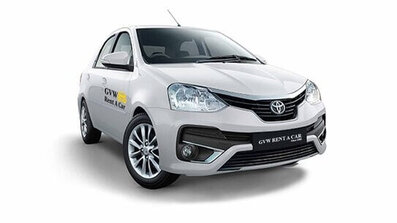 etios car fleet of best car rental company