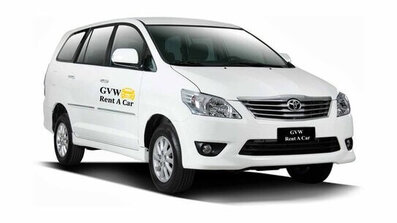 innova car fleet of best car rental company