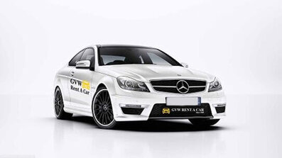 mercedes car fleet of best car rental company