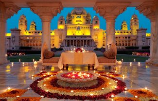 heritage rajasthan tour package by gvw rent a car