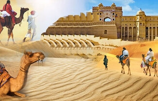 classic rajasthan tour package by gvw rent a car