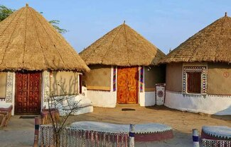 udaipur village tour package by gvw rent a car